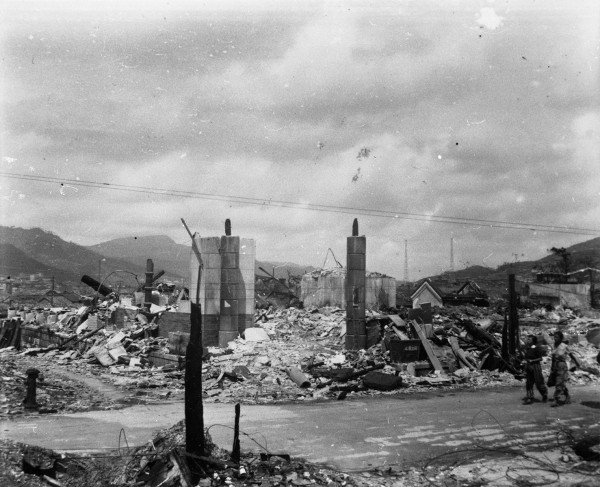 dating nagasaki Message claims that attached photographs depict an arch in nagasaki that survived both the atomic bomb blast of 1945 and the tsunami of 2011.