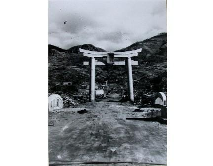 The First Torii of Sanno Shinto Shrine